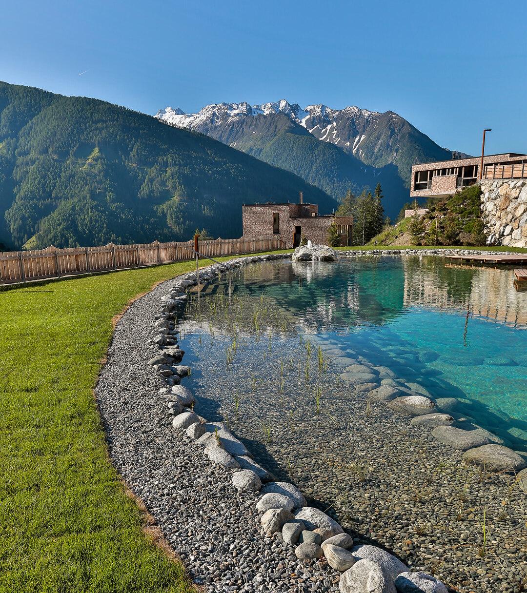 Page 1 of Gradonna Resort - Mountain paradise in Austria
