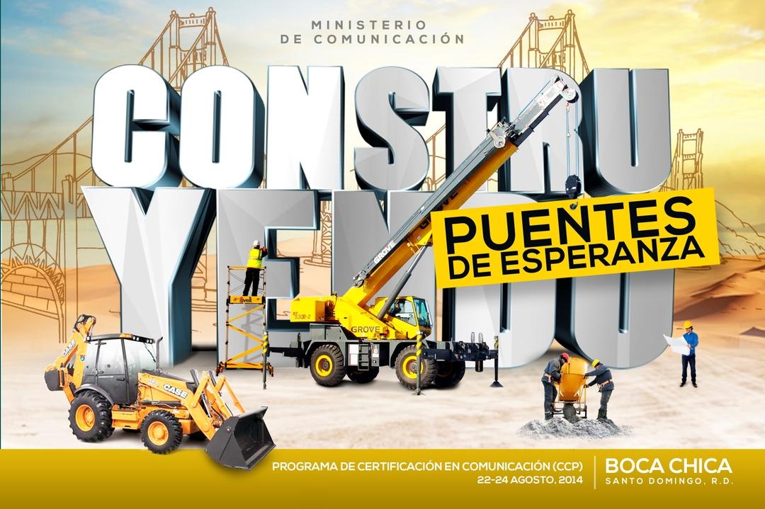 Page 1 of Construyendo Puentes de Esperanza