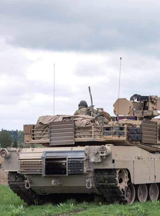 Page 36 of K62 tonni Ameerika rauda ehk Abrams M1A2