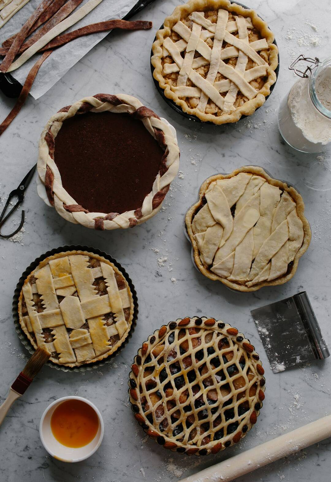 Page 146 of Weaved Crust Pies