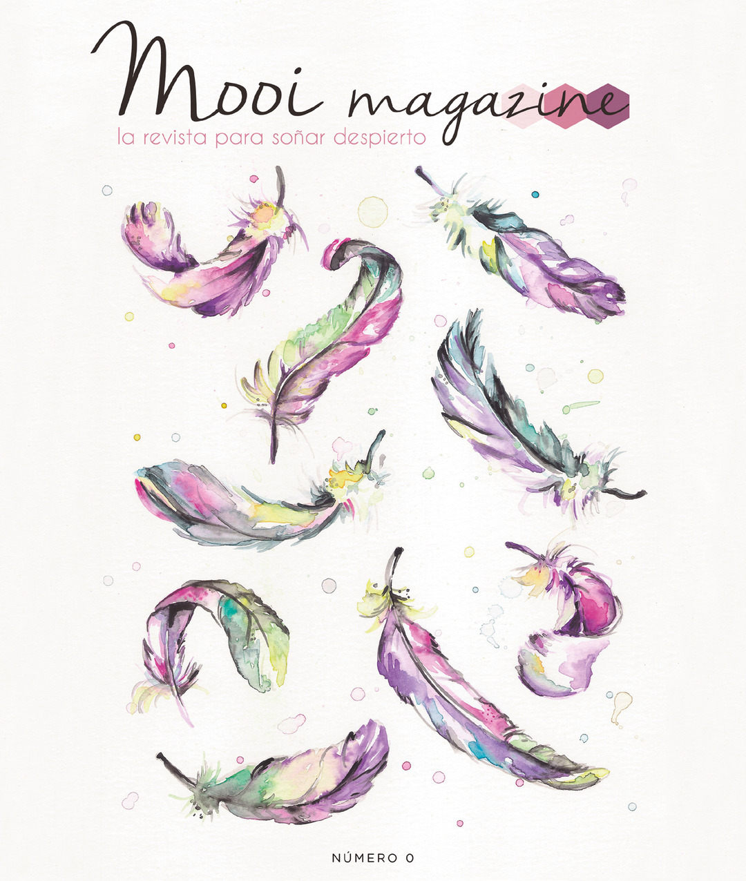 "Page 1 of Mooi magazine 00 ""Ligeros de equipaje"""