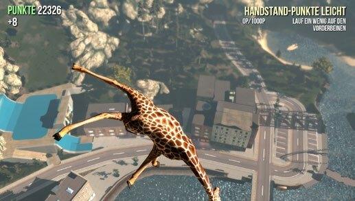 goat simulator trophäen