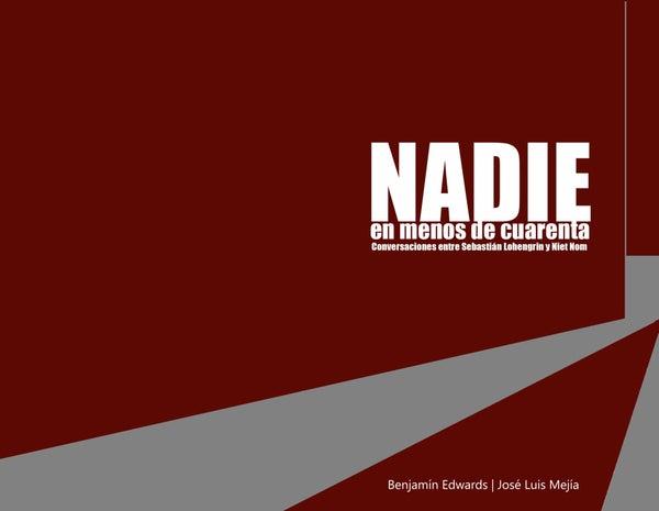 story from: NADIE en menos de cuarenta