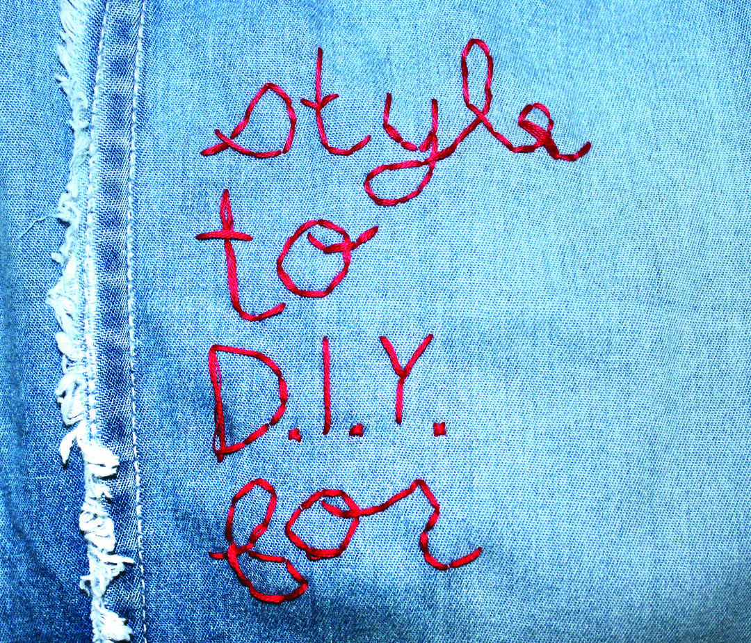 Page 60 of Style to D.I.Y. For