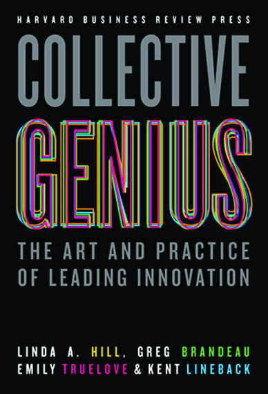 Page 52 of Collective Genius: The Art and Practice of Leading Innovation