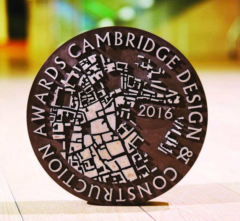 Page 40 of Cambridge Design and Construction Awards 2016
