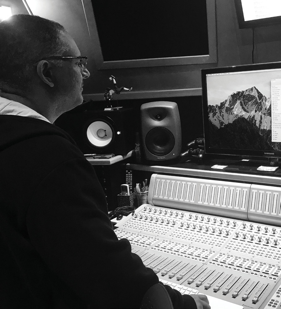 Umberto Tavares, novo estúdio UM Music.