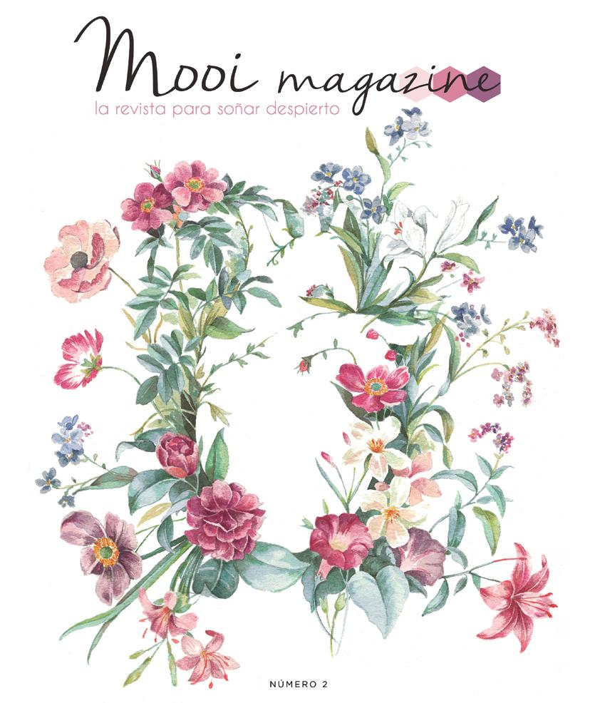 "Page 1 of Mooi magazine 02 ""La Pasión"""