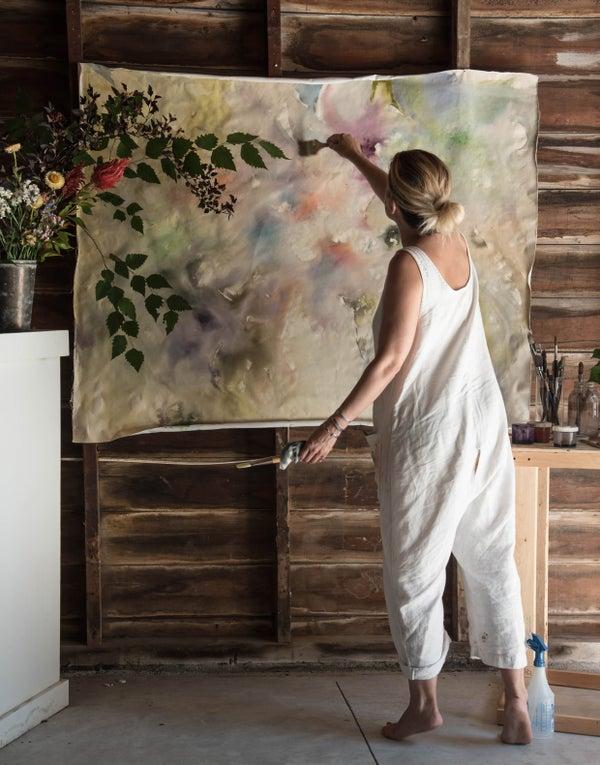 Read story: A Painter's Retreat