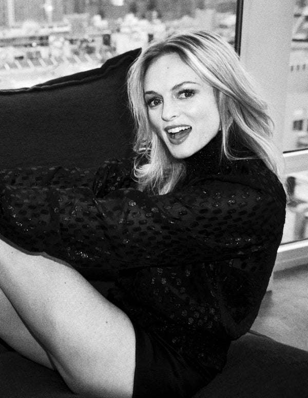 Read story: Heather Graham