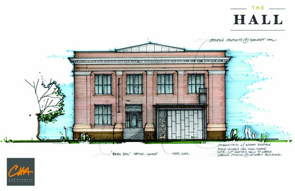 Page 12 of City Brew Hall: Historic Preservation in Downtown Wahpeton