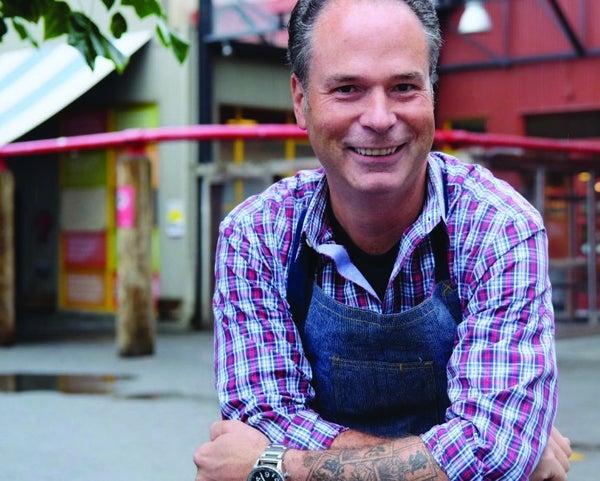 Read story: Meet: Eric Pateman