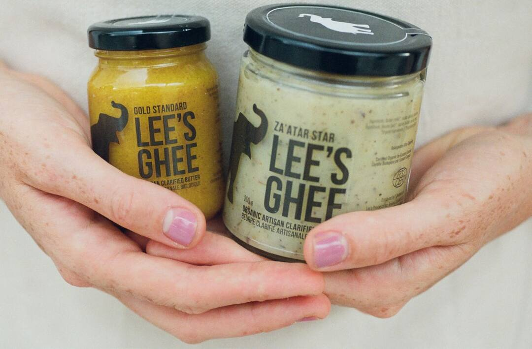 Page 28 of Making It! A Conversation with Lee Capatina, Founder of Lee's Ghee.