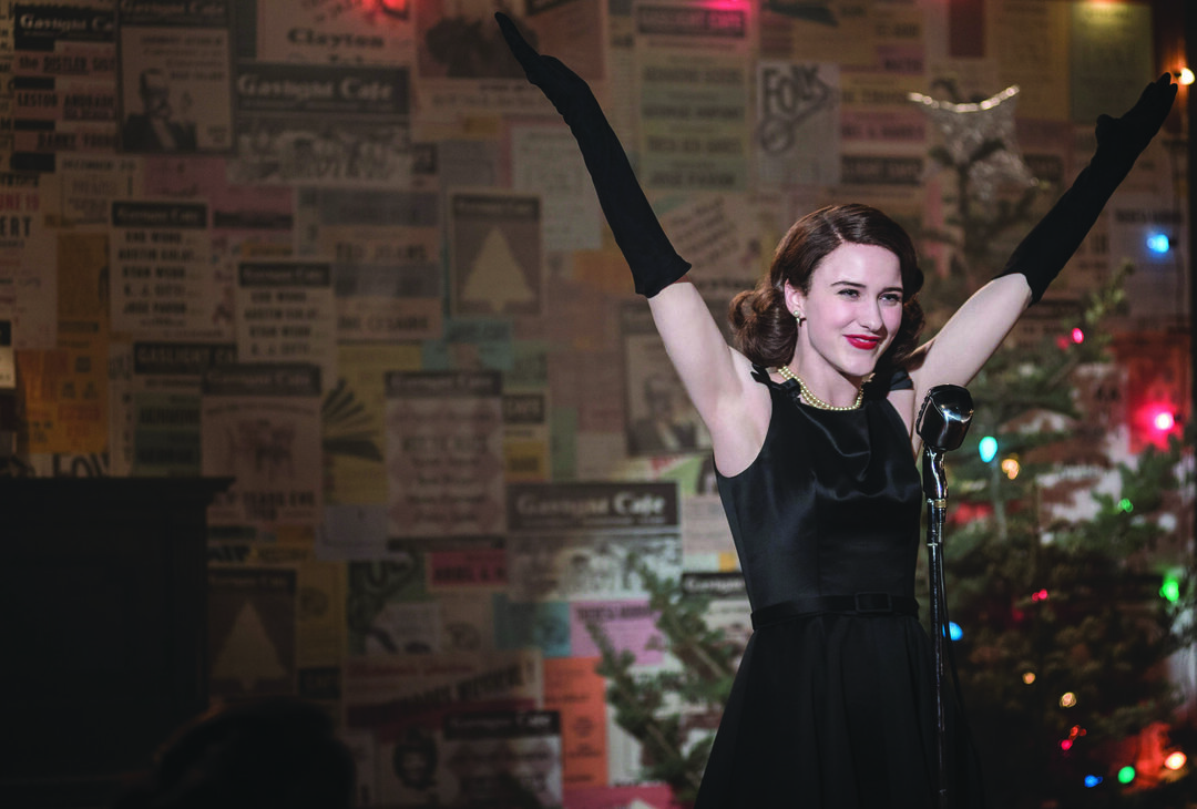 Page 126 of The Marvelous Mrs. Maisel: Critic's Review