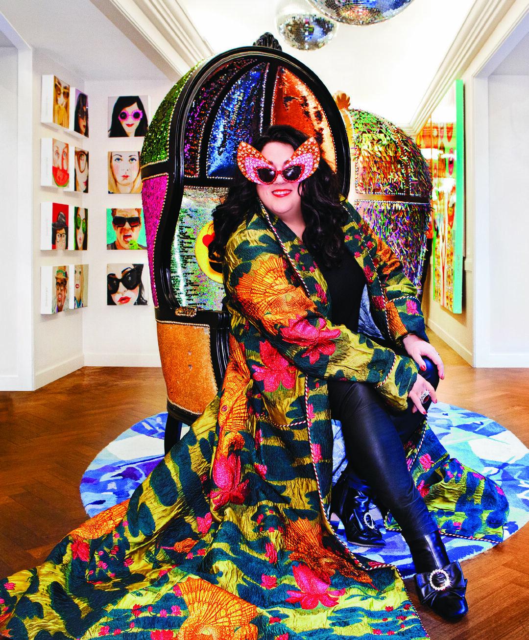 Page 62 of Pop Art's Rebel Queen