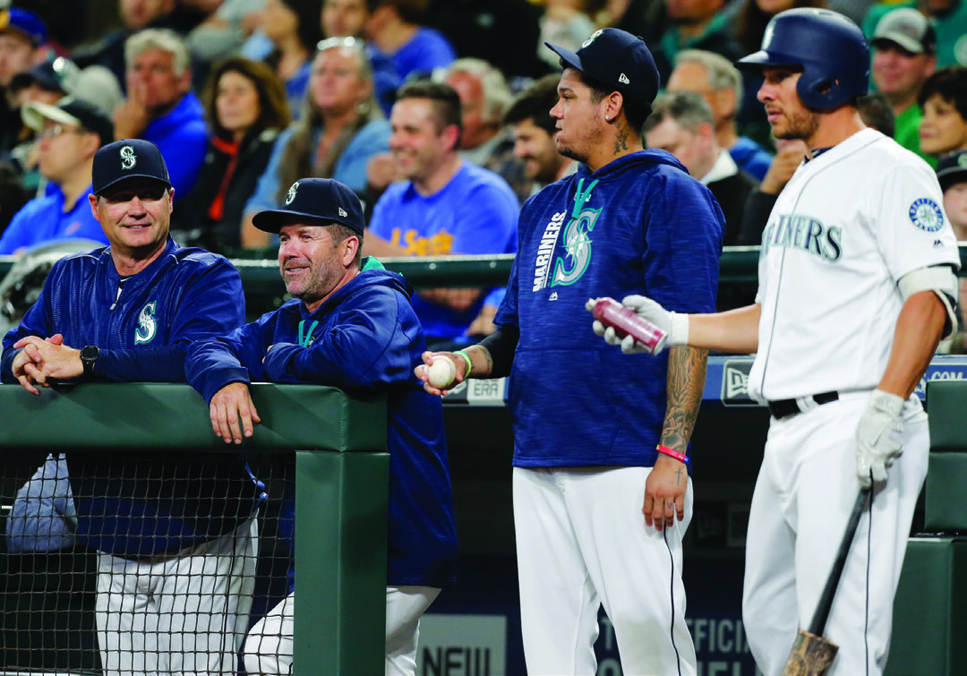 Page 22 of Edgar Martinez Talks Hall of Fame, Love of Golf