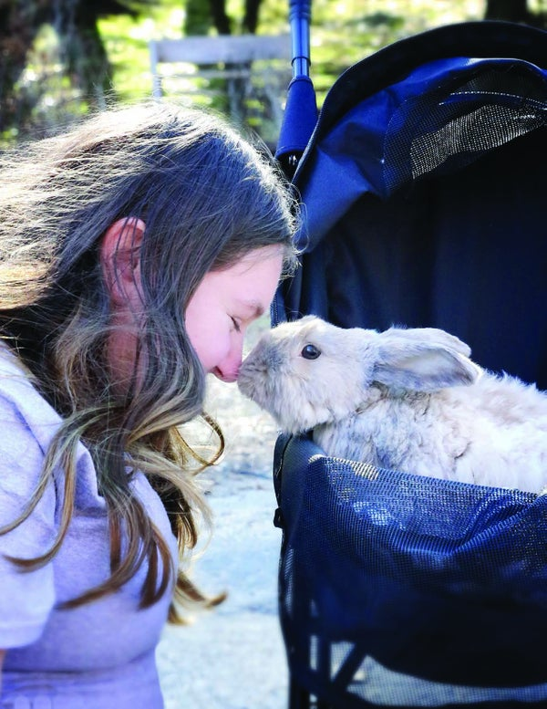 Page 12 of Emotional Support Bunny Provides Life-Changing Assistance to Teen
