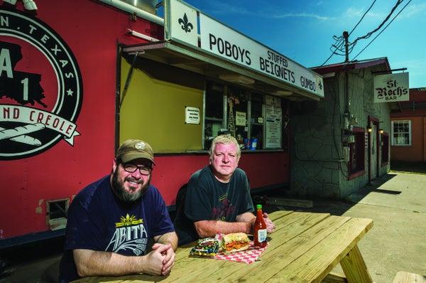 Read story: People: Chris Mullins and Steve Leininger