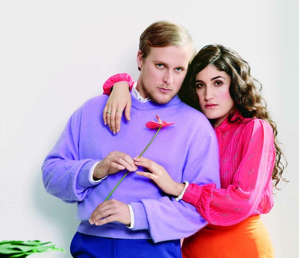 Read story: Kate Berlant and John Early are Hungry: A Love Story in Four Courses.