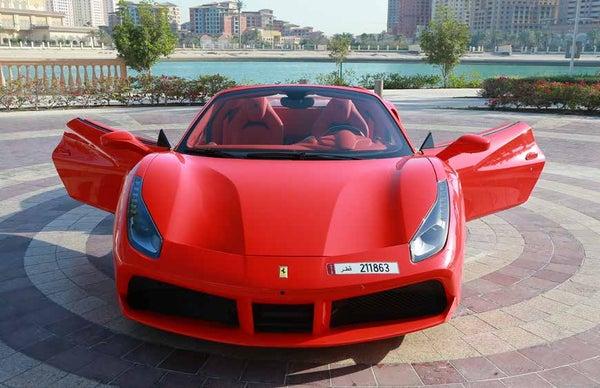 Read story: Ferrari