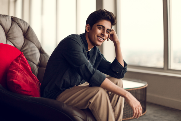 Ravi is an Indian immigrant to the United States who was adopted by an  American family. The character also continues to evolve in the series  sequel Bunk'd.