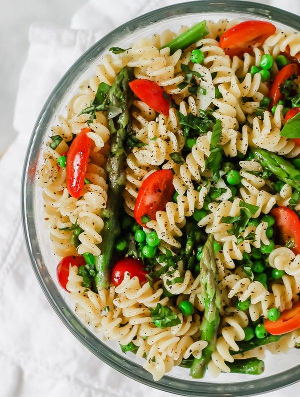 Read story: Easy, Zingy Pasta Salad