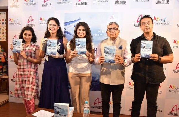 Page 8 of Book Launch - Nothing but the Plane Truth: Revelations by a Flight Attendant, by Pinky Eppaturi