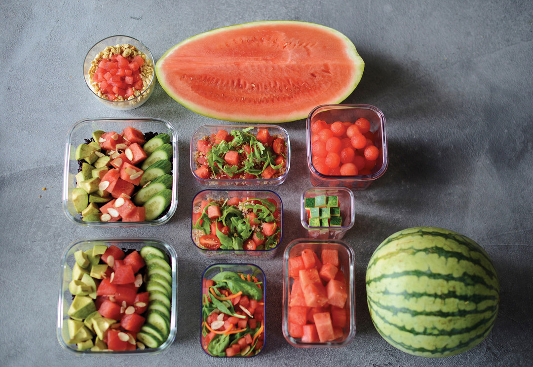 Page 372 of Perfectly Portable Watermelon Dishes