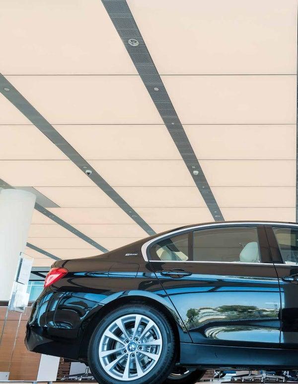 Page 12 of BMW Mini showroom, Tel Aviv, Israël