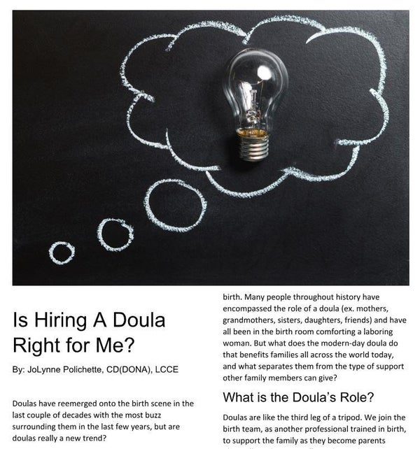 Page 26 of Is Hiring a Doula Right for Me
