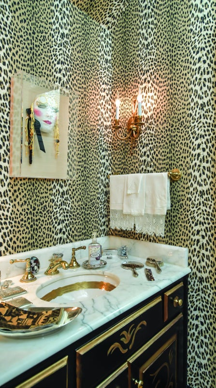Read story: Statement Interiors: The Return on Pattern