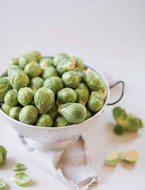 Read story: Shout Out to Brussels Sprouts