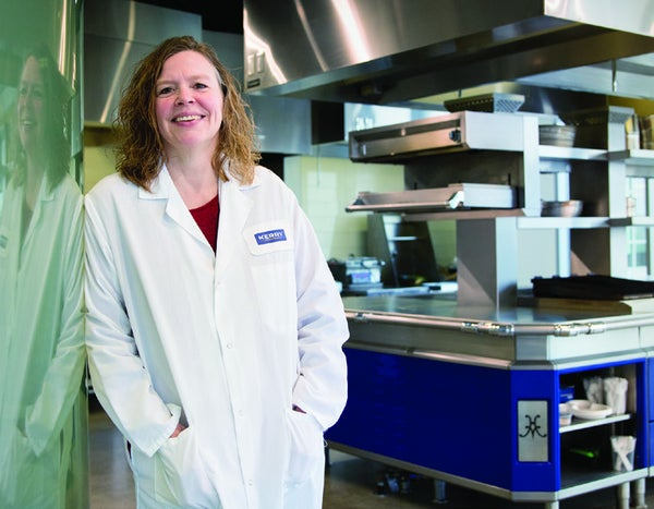 Page 36 of Catch Up with ... Ellen Morgan B'95, MS'97 Food Science