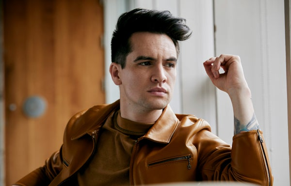Read story: Sins, Tragedies and Going Solo with Brendon Urie