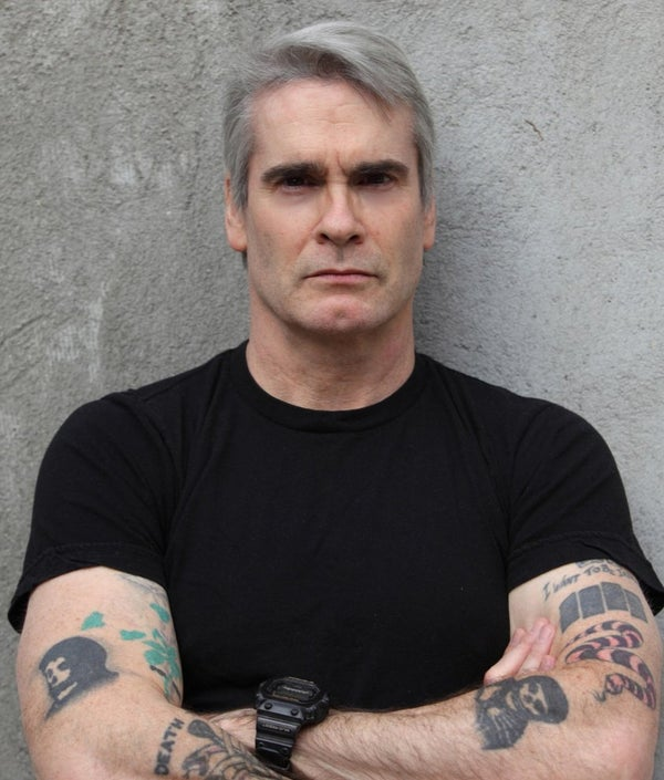 Page 20 of Henry Rollins - Cannabis over Incarceration