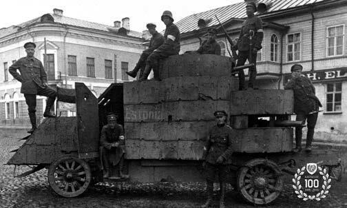 Page 58 of Põlve otsas tehtud soomusauto Estonia – kole, kolisev, kuid tõhus