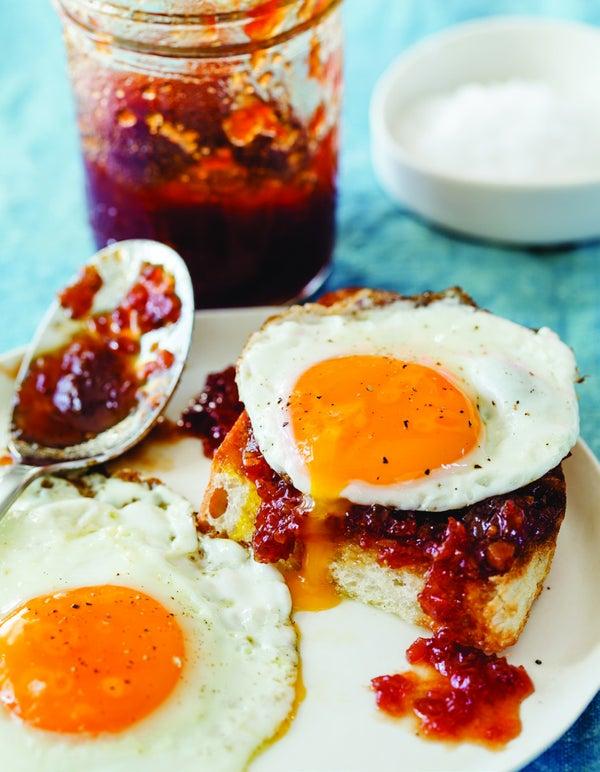 Read story: Tomato Chili Jam