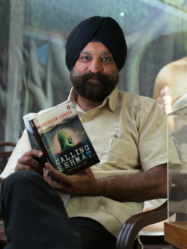 Page 18 of Decoding an Incredible True Story - Harinder Sikka