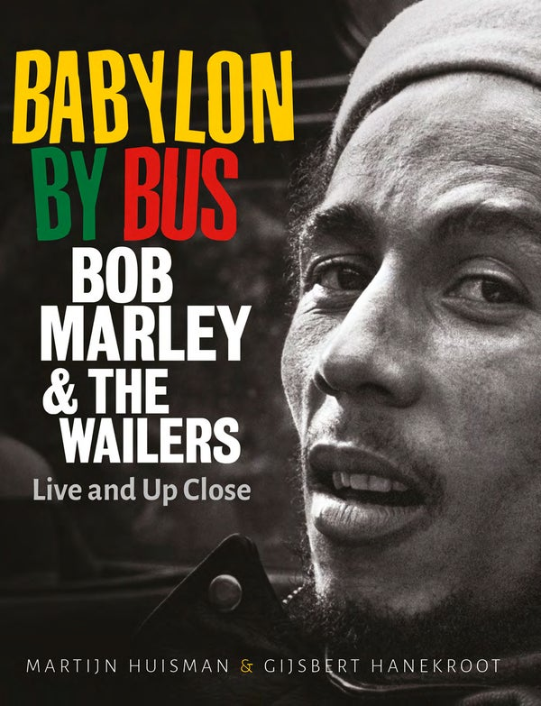 Page 166 of Book Preview: Babylon By Bus - Bob Marley & The Wailers Live and Up Close