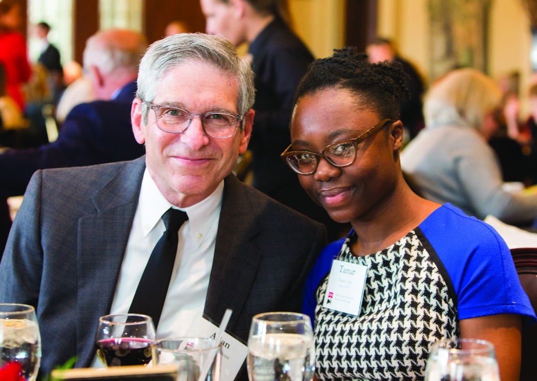 Page 16 of Annual Dinner Celebrates the Gift of Scholarship