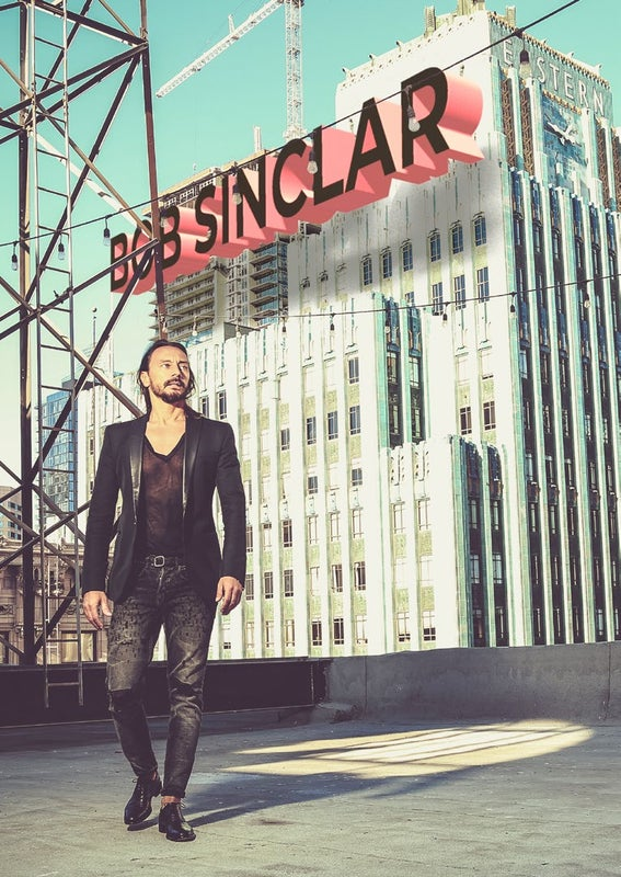 """Page 16 of Interview Bob Sinclar - MORE #"""""""
