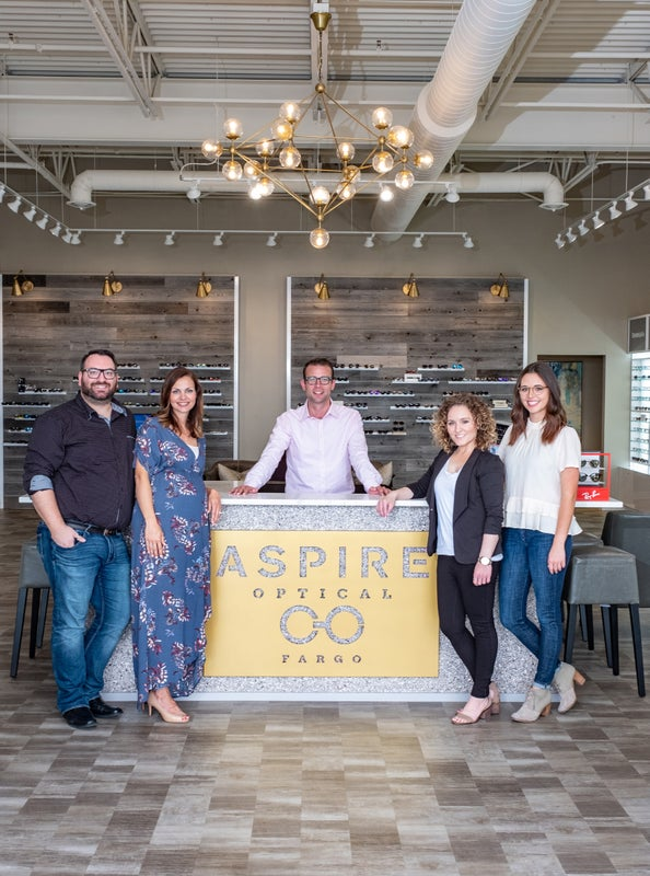 Page 20 of Optical [Design] Illusions Inside the New Aspire Optical Co. of Fargo