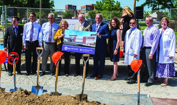 Page 11 of SIH Breaks Ground on Medical Clinic