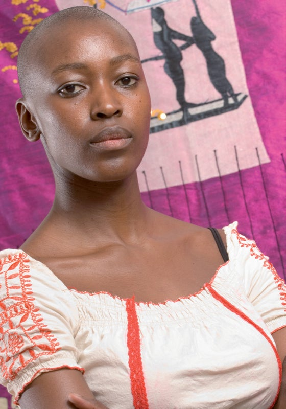Page 12 of Billie Zangewa: FNB Joburgartfair Featured Artist 2018