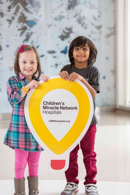 Page 8 of Children's Miracle Network