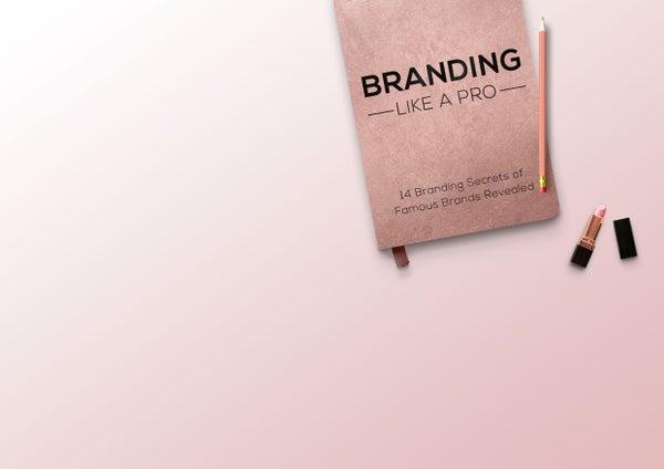 Read story: Branding Like a Pro