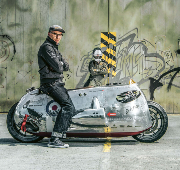 Read story: VTR Customs: the Sprint Bike that Spits Fire