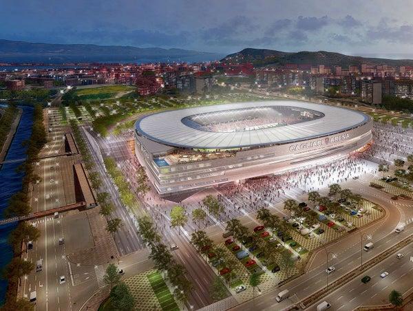 Page 16 of Stadio Cagliari