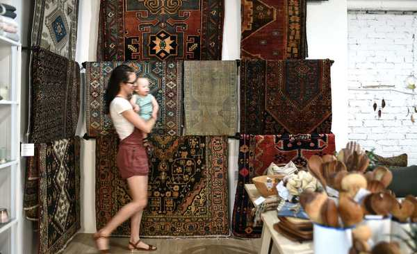 Read story: Rug and Weave