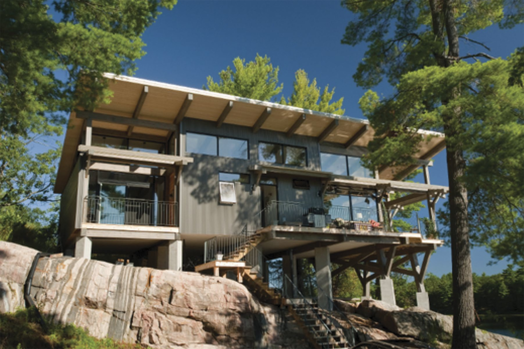 Page 28 of ICONIC HOMES IN THE GREAT WHITE NORTH